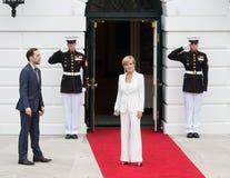 Australische Minister van Buitenlandse Zaken Julie Bishop royalty-vrije stock foto's