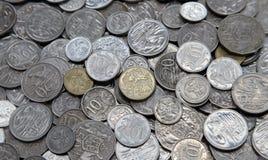 Australische muntstukken Royalty-vrije Stock Afbeeldingen