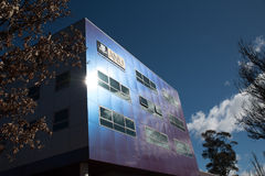 Australische Nationale Universiteit, Canberra, Australië stock fotografie
