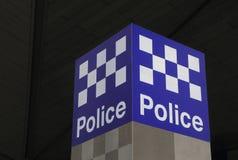 Australische Politie Stock Foto