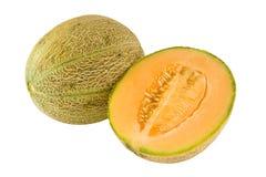 Australische rockmelon Stock Foto