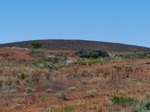 Australische Südlandschaft Stockfotos
