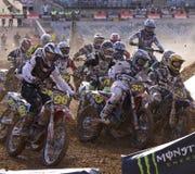 Australische Superx-Meisterschaft Lizenzfreie Stockfotografie