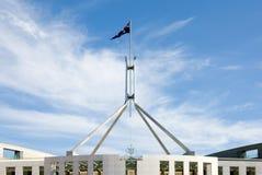 Australische Vlag Stock Foto