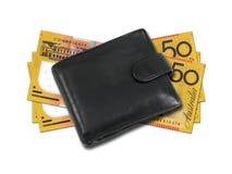 Australische Währung Lizenzfreie Stockfotografie