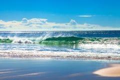 Australische Wellen Stockbild