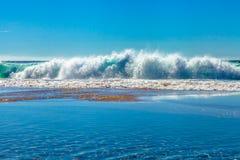 Australische Wellen Lizenzfreies Stockbild