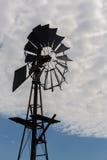 Australische windturbine Stock Afbeeldingen