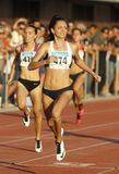 Australischer Athlet Ella Nelson Lizenzfreie Stockfotografie