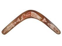 Australischer Boomerang Stockbilder