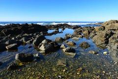 Australischer Küstenlinie Hallidays-Punkt Lizenzfreie Stockfotografie