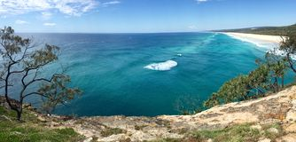 Australischer Sommerstrand Lizenzfreie Stockbilder