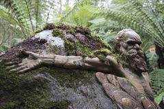 Australischer Ureinwohner, Australien stockfoto