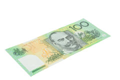 Australisches Bargeld Lizenzfreies Stockfoto
