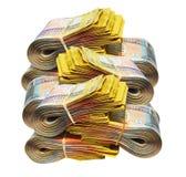 Australisches Geld Lizenzfreies Stockfoto