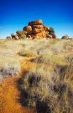Australisches Hinterland Lizenzfreie Stockbilder