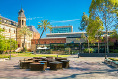 Australisches Südmuseum Lizenzfreies Stockfoto