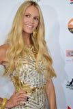 Australisches vorbildliches Actress Elle Macpherson auf dem roten Teppich Lizenzfreie Stockfotos