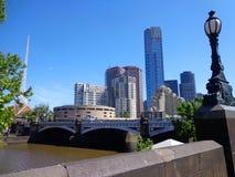 Australisk bro Fotografering för Bildbyråer