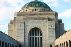 Australisk krigminnesmärke, Canberra Royaltyfri Foto