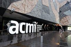 Australisk mitt för den rörande bilden ACMI - Melbourne Arkivbilder
