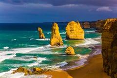 Australisk stat av Victoria Arkivbilder