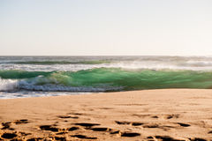 Australisk strand Royaltyfria Foton