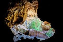 Australiska affärsföretag för en landskapspeleologi Royaltyfri Fotografi