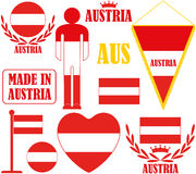 Austria Obraz Stock