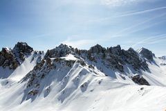 Austria Alps Royalty Free Stock Photo
