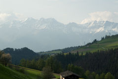 Austria Alps Royalty Free Stock Photos