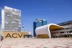 Austria Center Vienna ACV. Stock Photo