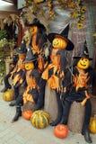 Austria, Custom. Austria, pumpkin with a traditional custom in Lower Austria like Halloween royalty free stock photo