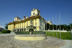 Austria_Eisenstadt royalty-vrije stock afbeeldingen