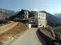 Austria, Erzberg Mountain Stock Photos