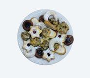 Austria_Food Arkivbild