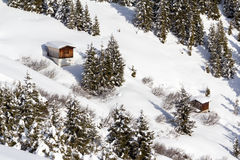 austria góry Obraz Stock