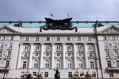 Austria government Royalty Free Stock Image