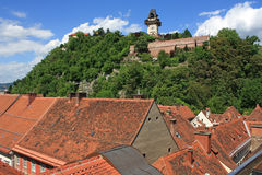 Austria. Graz. Royalty Free Stock Photo