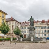 Austria, Graz, a monument to Emperor Francis I Royalty Free Stock Photos
