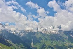 austria grossglockner Zdjęcia Royalty Free