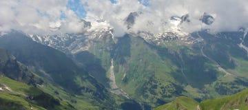 austria grossglockner Zdjęcie Stock