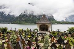 austria hallstatt zdjęcia stock