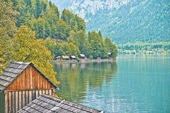 austria hallstatt Fotografia Royalty Free