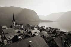 Austria / Hallstatt Stock Photography