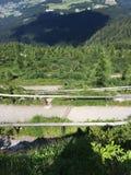Austria hike Royalty Free Stock Photography