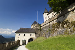 Austria - Hochosterwitz Burg Stock Photo