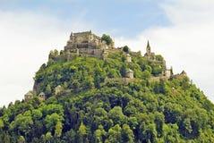 Austria, Hochosterwitz Castle Royalty Free Stock Photos