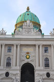 Hofburg palace in Vienna Royalty Free Stock Images