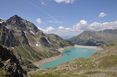 austria jezioro Obraz Stock